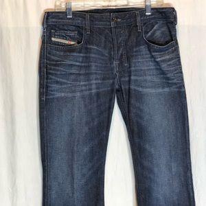 Diesel Industry Jeans Zatiny W30 L 30